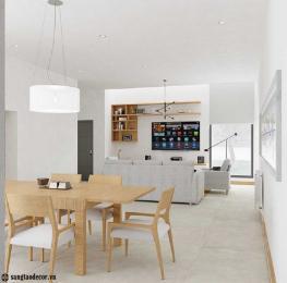 Thiết kế phòng khách chung cư NT00452