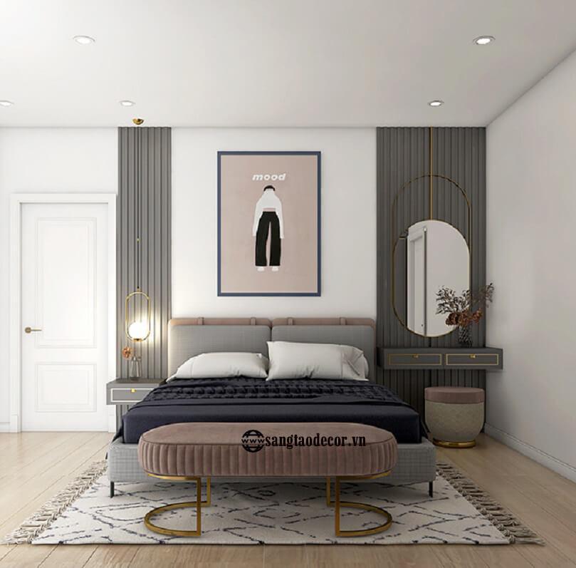 Thiết kế nội thất phòng ngủ NT00468