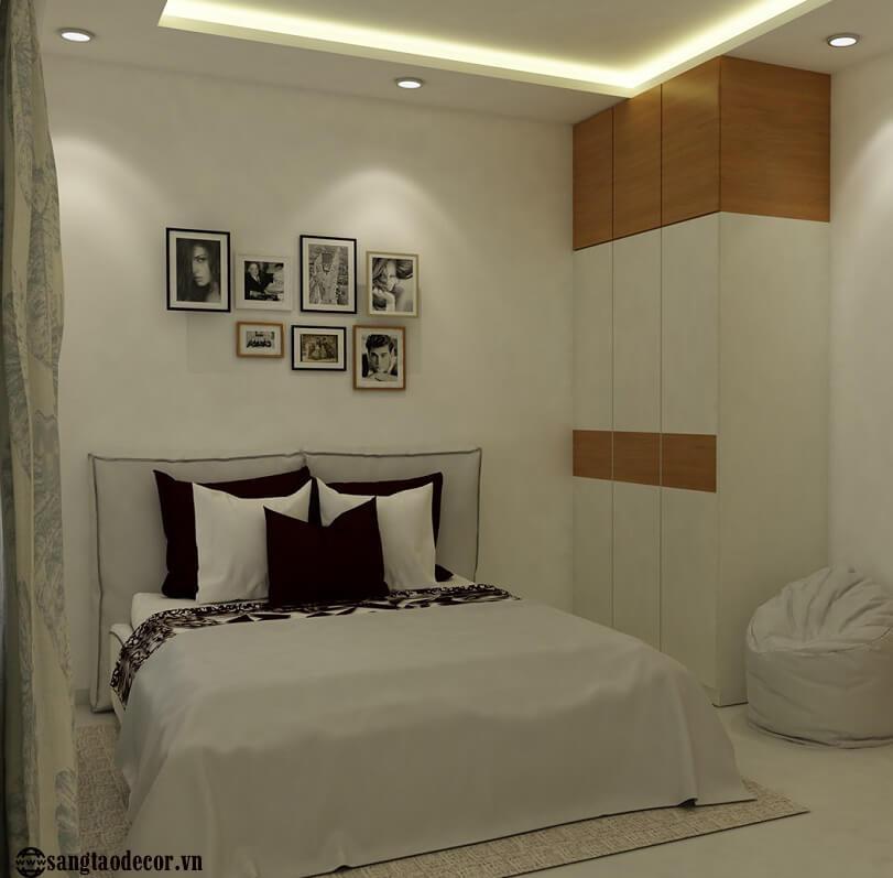 Thiết kế nội thất phòng ngủ NT00469
