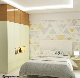 Thiết kế nội thất phòng ngủ NT00470