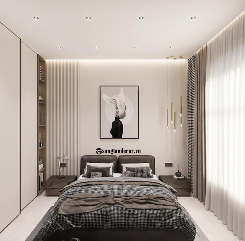 Thiết kế nội thất phòng ngủ NT00471