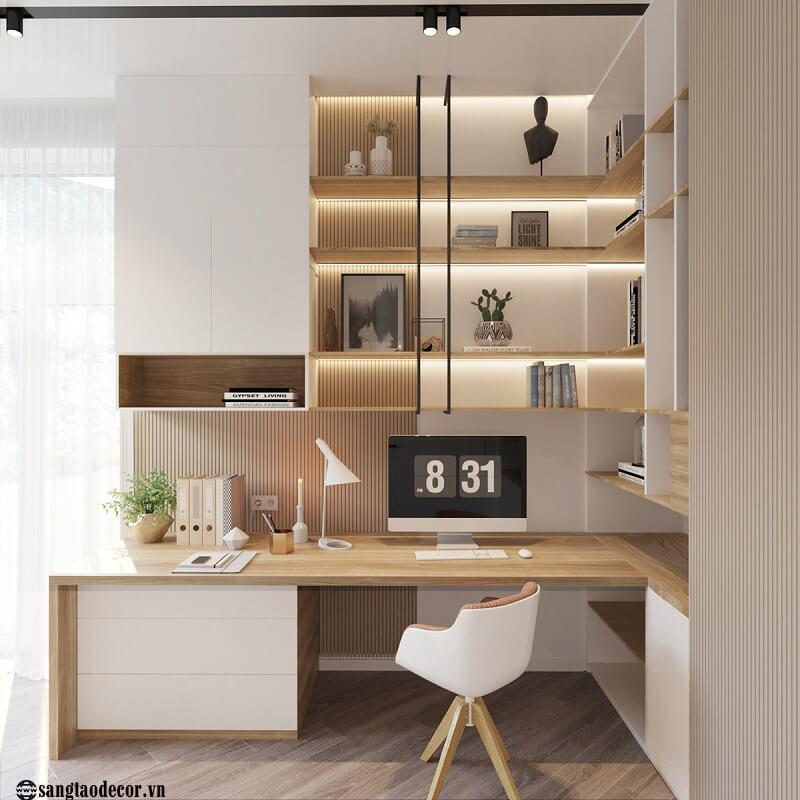 Thiết kế nội thất phòng ngủ NT00473