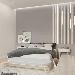 Thiết kế nội thất phòng ngủ NT00475