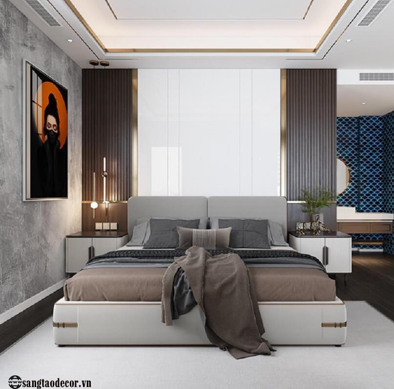 Thiết kế nội thất phòng ngủ NT00477