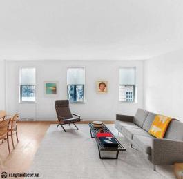 Thiết kế phòng khách chung cư nhỏ NT00493