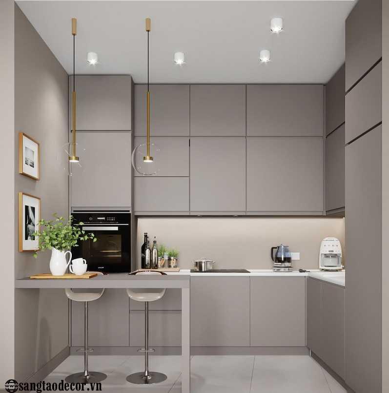 Thiết kế nội thất phòng bếp NT00502