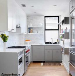 Thiết kế nội thất phòng bếp NT00505