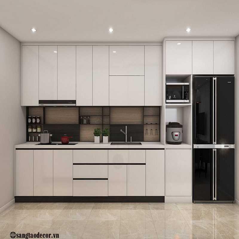Thiết kế nội thất phòng bếp NT00506