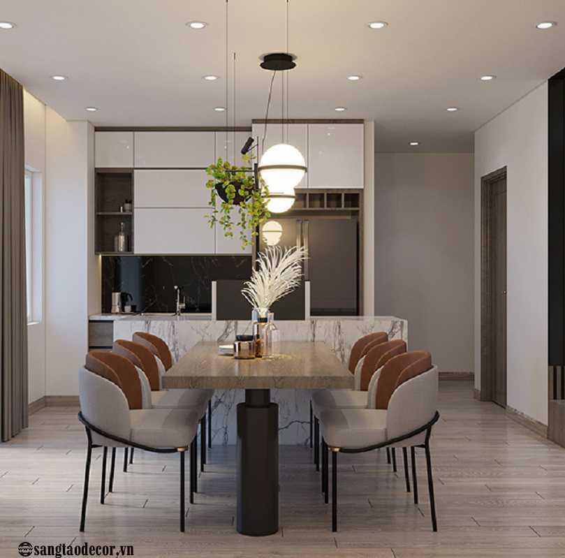 Thiết kế nội thất phòng bếp NT00512