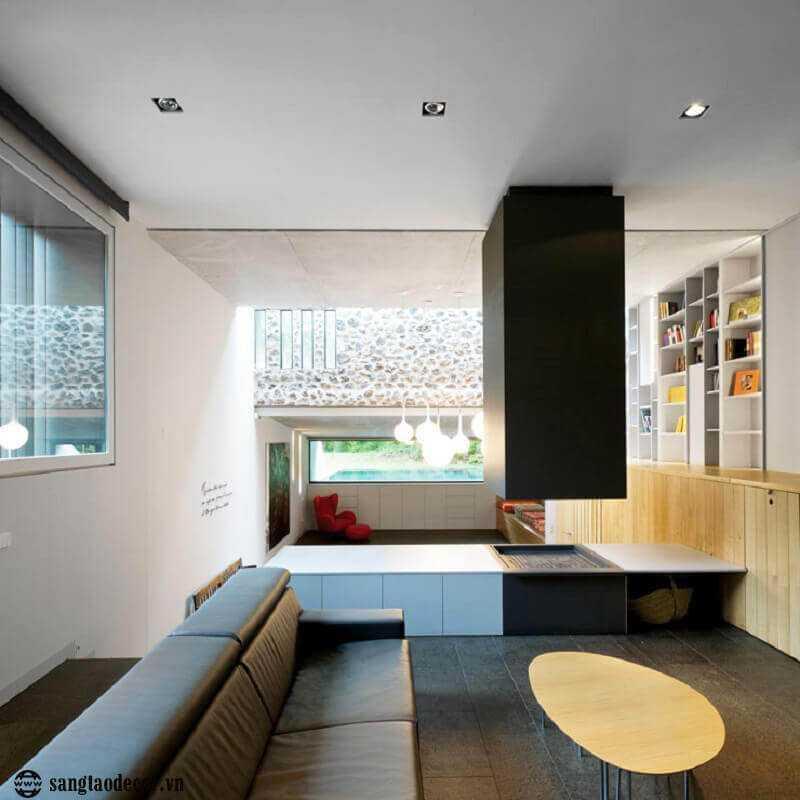 Thiết kế phòng khách chung cư NT00515