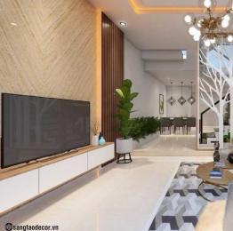 Thiết kế phòng khách chung cư NT00517