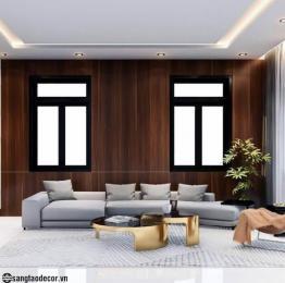 Thiết kế phòng khách chung cư NT00518