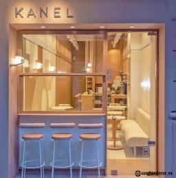 Thiết kế thi công quán cafe Kanel