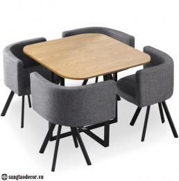 Bàn ghế nhà hàng NT00000356
