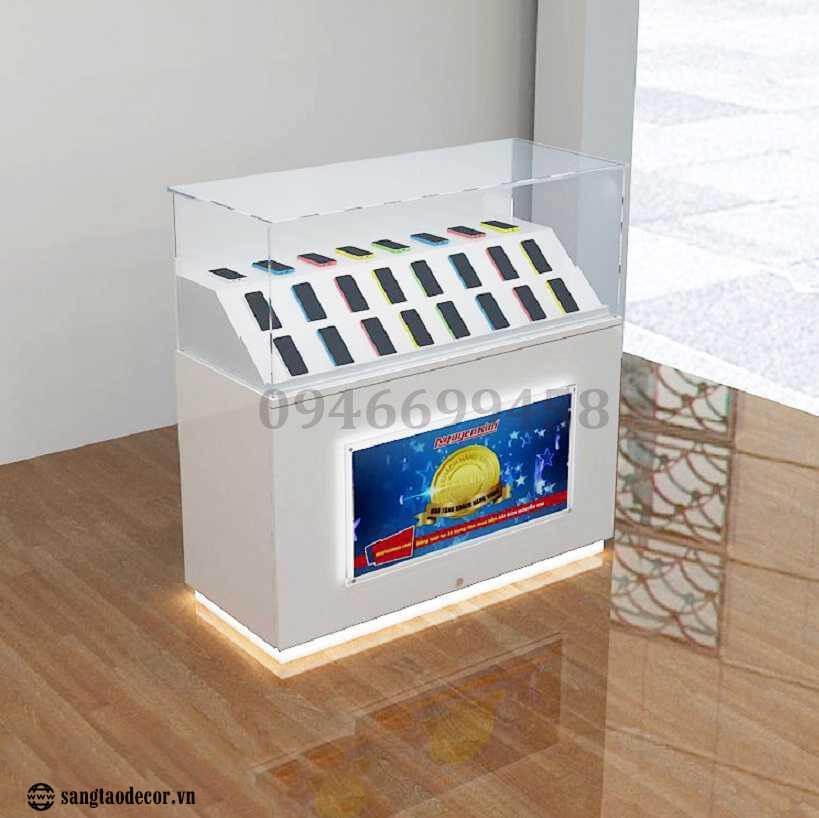 Kệ trưng bày điện thoại NT00577
