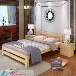 Giường ngủ trẻ em đơn giản