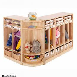 Tủ quần áo trẻ em NT00632
