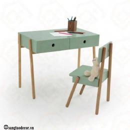 Bộ bàn ghế trẻ em NT00634