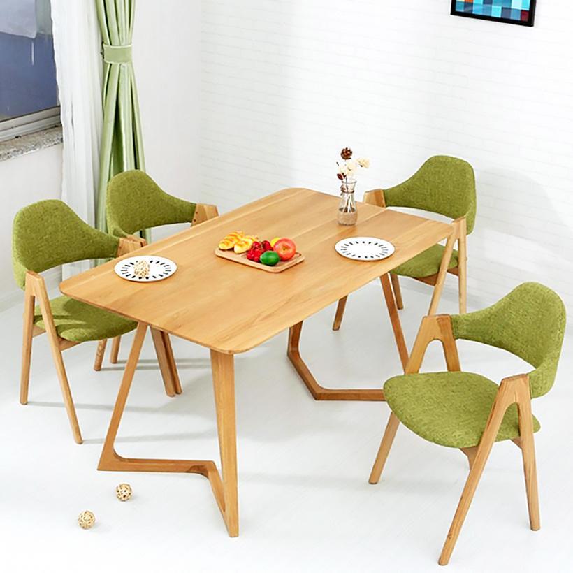 Bộ bàn ăn cao cấp Klosso phong cách Châu Âu KBA017-TNXL
