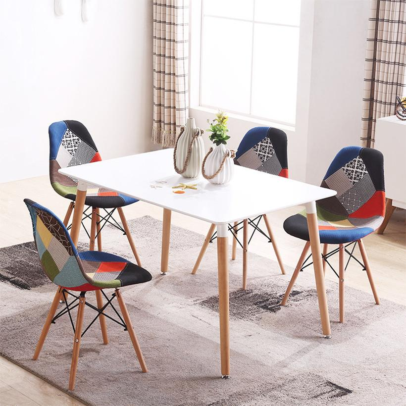 Bộ bàn ghế phòng ăn RelaxArt A4 (Cự Giải)