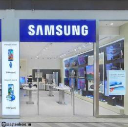 Thiết kế thi công shop điện thoại NT00696
