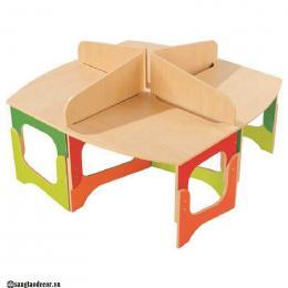 Bàn ghế trẻ em NT00707