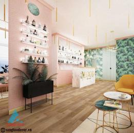 Thiết kế thi công salon spa NT00727