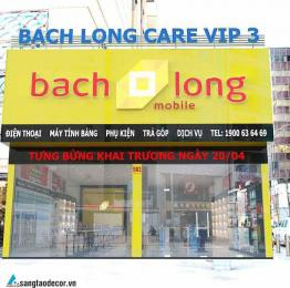 Thiết kế thi công shop điện thoại NT00739