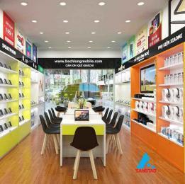 Thiết kế thi công shop điện thoại NT00740