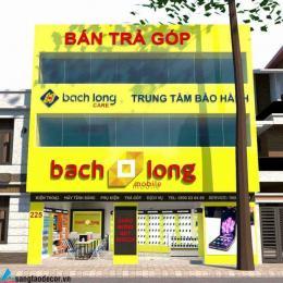 Thiết kế thi công shop điện thoại NT00741