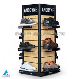 Quầy tủ kệ trưng bày giày