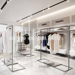 Thiết kế thi công shop thời trang NT00760