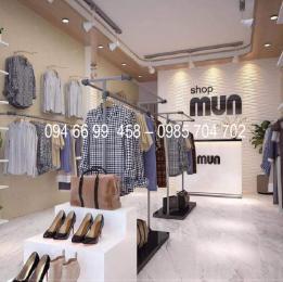 Thiết kế thi công shop thời trang NT00766