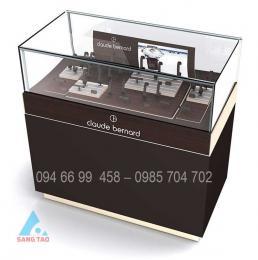 Quầy tủ kệ trưng bày đồng hồ