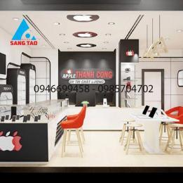 Thiết kế thi công shop điện thoại NT00795