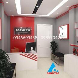 Thiết kế thi công shop điện thoại NT00796