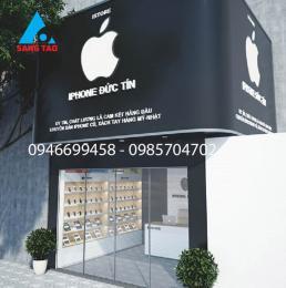 Thiết kế thi công shop điện thoại NT00797