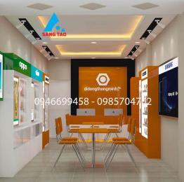 Thiết kế thi công shop điện thoại NT00798