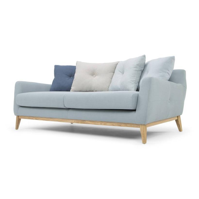 Sofa vải Scandi MD1134 (Xanh da trời)